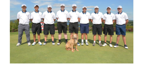 MHS Golf Team to Compete for Class A Team Golf Championship