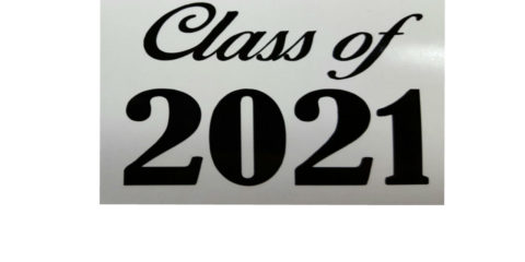 MHS Class of 2021 Year End Information
