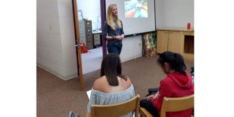 MHS Alumna Shares Experiences